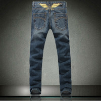 Wholesale high quality mens robin jeans and pants men robin famous brand denim