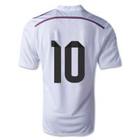 Soccer season - Top Thai Quality AAA season Home james white Color Soccer football Jerseys hollywoodjersey
