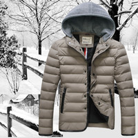 Wholesale 2013Wholesale NEW Colorful supreme winter jacket men outdoor brand sport mans designer clothes plus size XXXL Down amp Parkas2014