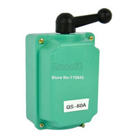 Wholesale 60A Drum Switch Forward Off Reverse Motor Control Rain Proof Reversing Amp TK0337