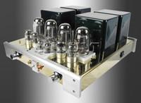 Wholesale Details about YAQIN MC B KT88 x4 Vacuum Tube Integrated Amplifier Hi end Class A DHL UPS