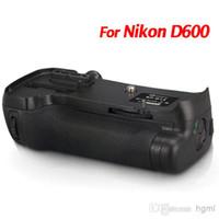 Wholesale Aputure Excellent Craft Battery Grip BP D14 for Nikon D600 Free Ship