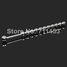 Wholesale Mens Stainless Sex Toys Urethral Catheters Sounds sound Tube food grade stainless steel