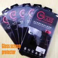 Acheter 4s écran-Protecteur d'écran transparent en verre trempé prime pour l'iphone 4G 4S 5G 5S trempé film protecteur Avec Retail Package 1piece