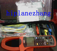Wholesale Digital Three Phase True RMS Harmonic Analysis Power Clamp Meter Power Factor Tester USB Data Logger UT243