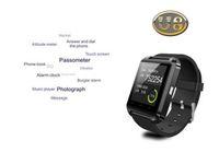 U8 Bluetooth Smart watch bluetooth BT3.0 MTK6260 2014 china wholesale New product cheap price U8 Bluetooth Smart watch bluetooth For Smartphone Wristwatch With Remote Taking Photo Function
