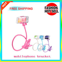 mobilephone bracket   Factory price Universal Durable Flexible Long Arms Lazy Bed Desktop Mobile Phone Holder Stand Multifunctional phone holder mobilephone