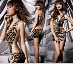 Wholesale hot sale Sexy Lingerie Sex Underwear Sexy cosplay Sexy cloth G string Dress T pants for women WY h60
