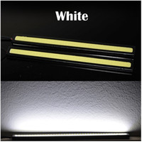 Wholesale 100 Waterproof COB LED Lights DRL Daytime Running Light Auto Lamp For Universal Car