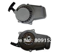 Wholesale pull starter Aluminum for stroke cc cc air cooled mini pocket bike ATV dirt bike spare parts