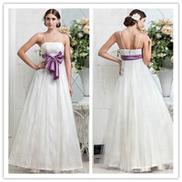 Cheap A-Line A Line Wedding Dress Best Reference Images Spaghetti Sumer Wedding Dresses