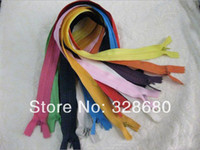 Wholesale ultra thin invisible zipper Garment accessories Pillow Zipper length cm