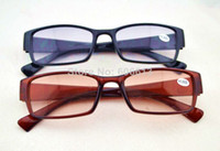 +3.5 bifocal reading glass - New Colored Lens Vision Bifocal Reading Glasses Vintage Clear Reader