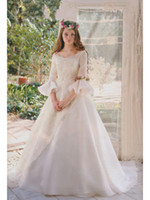 Reference Images fair white - PRINCESS FAIR TALE VICTORIAN STYLE WEDDING DRESS