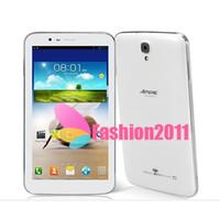 MTK8312 de Doble Núcleo Ampe A73 Android 4.2 El Tablet de 7