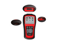 Wholesale Original authentic AUTEL MD802 system wide data stream Autel Maxidiag Elite MD802 scan toolMD Scanner Code Reader