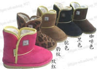Children's Snow Boots Cheap Kids Shoes LJ Unisex Boots Warm ...
