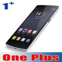 2014 newest 1+ Oneplus One phone LTE 4G FDD 5. 5 inch Quad Co...