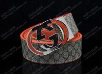 Wholesale New Mens Genuine Real Leather fashion Belt for men Alloy Buckle colors cowskin split leather Cintos cinturon