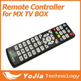 Wholesale 1pc Remote Control for Original MX TV Box android post