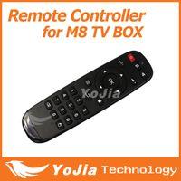 Wholesale 1pc Remote Control for M8 TV BOX Android MX TV Box Remote Controller post