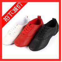 Wholesale SASAN Latin Teacher Genuine Leather Shoes Women shoes Dance shoes Belly Dance Shoes Soft Bottom shoes Men s shoes Sports Shoes Wholesal