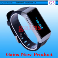 Bluetooth watch phone v2.1  2014 china wholesale cheap price Bluetooth watch phone for iphone Andriod smart phone Free Shipping