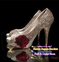 Cheap Women wedding shoes Best Pumps Summer handmade shoes