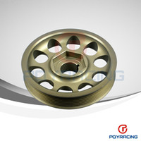 Wholesale Racing Light Weight Crank Pulley For CIVIC FD2 FD2R K20A