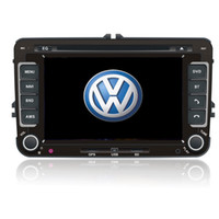 Gps Navigator dvd gps vw golf - HD inch Car DVD GPS For VW Golf Polo Passat CC Jetta Tiguan