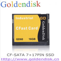 Wholesale Goldendisk CFast Memory Card GB Camera Memory Card GB GB GB GB GB