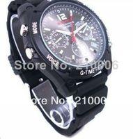 Wholesale New IR Night Vision Surveillance gadgets HD P hidden video camera watch Waterproof P GB GB GB