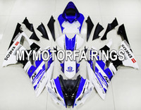 Injection Mold abs plastic parts - For Yamaha YZF600 R6 YZF R6 Injection ABS Plastic Motorcycle Fairing Kit Bodywork Motorbike Parts Cowling MOTOGP