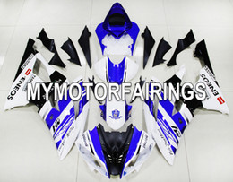 Wholesale For Yamaha YZF600 R6 YZF R6 Injection ABS Plastic Motorcycle Fairing Kit Bodywork Motorbike Parts Cowling MOTOGP