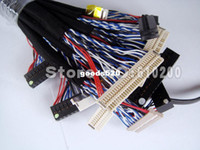 Wholesale inch Often use Laptop LCD LED Test LVDS Data line LCD repair parts FI RE51S HF LCD cable