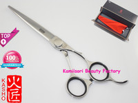 Cutting Scissors Right Hand 6 Professional 6 inch KASHO KM60 Barber Hair Cutting Scissors Japanese VG10 Steel,Hot Selling High Quality Hairdresser Salon Tools