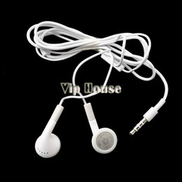 New Arrival White Nano in ear headphones Earbuds Headset Earphone jack head phones for iPhone 4 4S i Touch #11 8693
