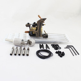 Wholesale Copper Self Locking Carved Tattoo Kits For Parts
