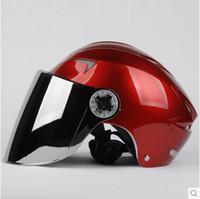 Wholesale Capacete Motorcycle Helmet Mens Electric Bicycle Helmets Anti uv Women s Safety Motocross Helmet Dirt Bike Motorbike