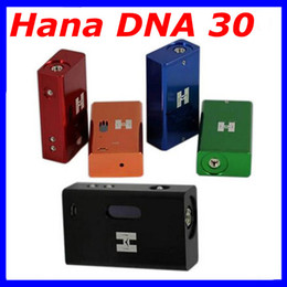 Wholesale DNA mod Hana Modz Pack V3 dna mod IDENTICAL W high end vape gear for thread