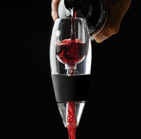 Wholesale New Party Club Accessory Magic Decanter Red Wine Essential Aerator Set With Gift Box