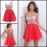 Where to Buy Open Back Sexy Short Homecoming Dresses Online? Where ...