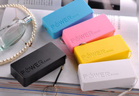 Power Bank For HTC  Perfume second generation mobile power 5600 mA rechargeable portable emergency charger Po Apple HTC Samsung