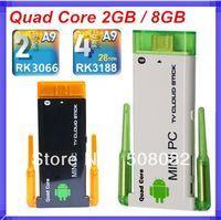 Wholesale J22 Double wireless antenna CX II CX II Bluetooth Mini PC Android TV box Wifi GB RAM GB Rk3229 Quad Core Cortex A9