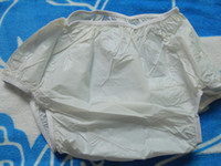 plastic pants - adult baby plastic pull on pants pvc incontinence