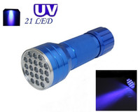 blue led flashlights - SKU766 AloneFire NEW LED UV Light nm LED UV Flashlight blue