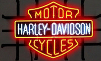 neon sign - HARLEY Neon Sign