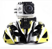 Wholesale Original Diving M Waterproof P Full HD Mini DVR Sport Action Camera Extreme Sports DV Camcorder Helmet Camera Video SJ4000 top sale
