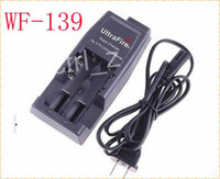 Wholesale UltraFire WF battery Charger US EU AU UK For All CR123A V MYY1897 DHL f
