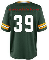 Football Men Short Wholesale Free Shipping #39 Doodson Green 2014 Cheap American Football Elite Jerseys Rugby Stitched,Team New Jersey Outdoor Athletic Wear